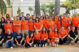 Día del voluntariado de Telefónica en Balears