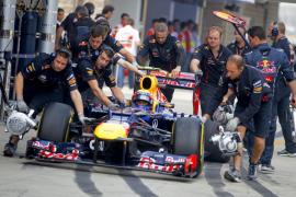 Webber consigue la 'pole' en Corea mientras que Alonso en la cuarta plaza
