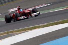 Alonso: «Competimos contra rivales más fuertes»