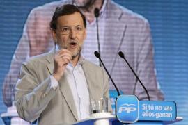 Rajoy asegura que «fuera de España y de la UE se está condenado a la nada»