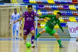 El Palma Futsal queda apeado de la Copa del Rey