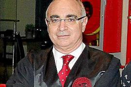 Miguel Coca Payeras, nuevo presidente de la Real Academia de Jurisprudencia y Legislación de Baleares