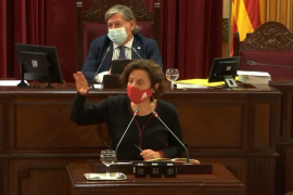 Santiago asegura que en el Govern «no niegan los problemas» derivados de la pandemia