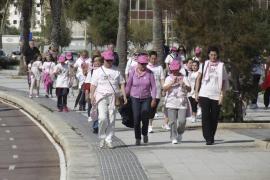 III Caminata rosa