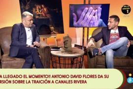 Jorge Javier Vázquez llama «gran manipulador» a Antonio David Flores