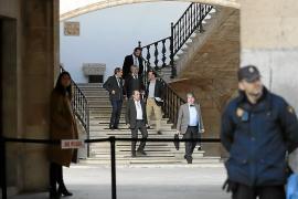 Las acusaciones piden aclaraciones al juez del auto sobre Penalva y Subirán