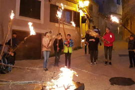'Alei Alei', una fiesta de Capdepera de interés cultural