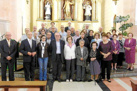 Los Terciarios Franciscanos celebran 140 años de compromiso en s'Horta