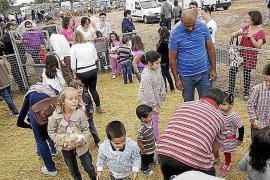 Éxito de público en la Darrera Fira de Llucmajor pese a la presencia de la lluvia