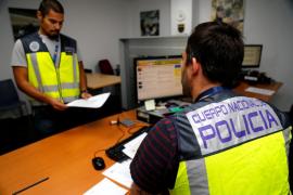 Detenido en Palma un entrenador de fútbol base por abusar de tres de sus jugadores