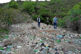 Felanitx solicita permiso al Govern para limpar el vertedero de Can Alou