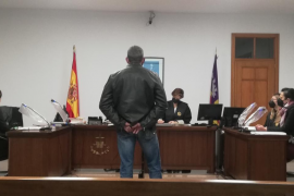 Condenado por agredir a un compañero de piso en Palma