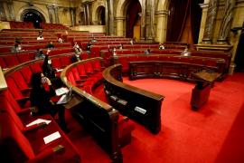 El Parlament catalán condena la actitud del rey emérito ante «presuntos delitos de corrupción»