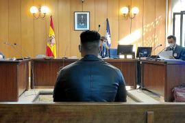 Tres años y medio de cárcel por romper la nariz de una patada a un joven en Palma