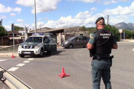 Detenido en Inca por llevar un revolver sin licencia
