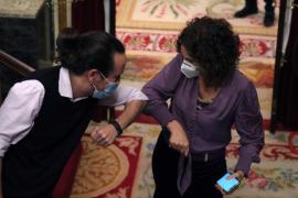 Iglesias vigilará que el Gobierno cumpla: «Somos cabezones»