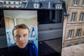 El estado de Macron es estable, según la presidencia francesa