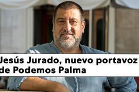 Jesús Jurado, al frente de Podemos Palma