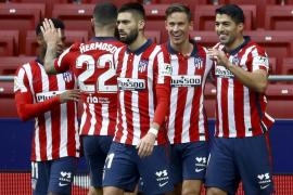 Suárez se reivindica y sirve un triunfo práctico al líder