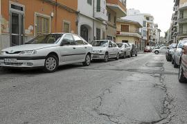 El Ajuntament d'Inca invierte 300.000 euros en la mejora de calles y caminos de la ciudad