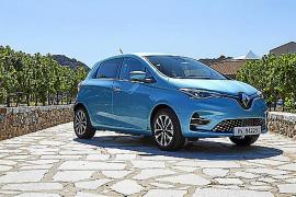 Renault lidera el mercado de los vehículos eléctricos en Europa