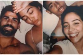 Encuentran en una Biblia unas fotos íntimas de Diego Costa y Gabriel Jesús en la cama con la misma mujer
