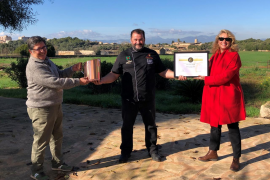 Oli de Mallorca nombra 'tafoner major' al cocinero Miquel Calent
