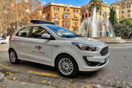 Un coche inteligente para controlar la ORA en Palma