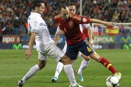 Un gol tardío de Giroud baja a la tierra a la campeona del mundo (1-1)