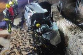 Fallece un hombre de 81 años en un accidente en Santa Maria