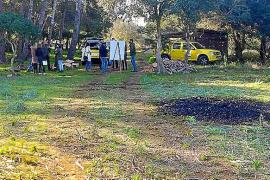 Artà hizo un informe desfavorable sobre la zona de acampada de es Canons