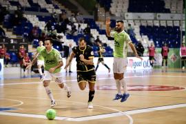 El Palma Futsal alarga su mala racha por la falta de gol
