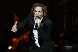 """Bisbal arranca su gira por EEUU con un concierto """"mágico"""" en el Carnegie Hall"""