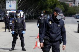 La primera sentencia en Baleares confirma una multa por romper el confinamiento