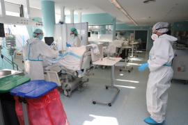 La incidencia de la COVID crece un 43 % en Mallorca en una semana, hasta 554 casos