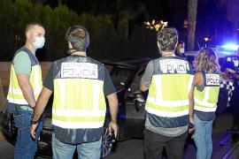 Detenido un atracador armado que asaltó una joyería del centro de Palma