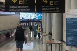 Los aeropuertos de Baleares operan 230 vuelos este sábado