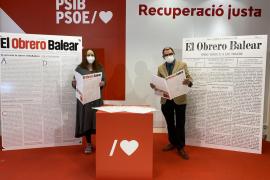El PSIB digitaliza el semanario 'Obrero balear' en su 120 aniversario