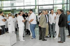 El Sindicato Médico acusa al resto de organizaciones de boicotear la mesa sectorial