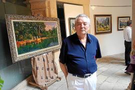 Muere Josep Munar, el pintor que trazó el paisaje de la Serra de Tramuntana