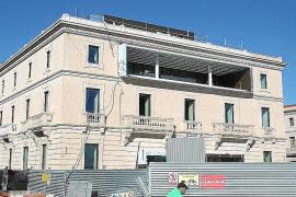 El Port Center Palma será el nuevo edificio emblemático en el Moll Vell