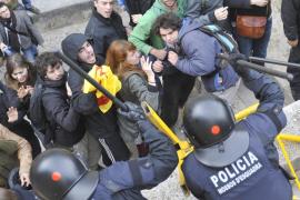 La Policía estudia prohibir la captación y difusión de imágenes de agentes de las fuerzas de seguridad