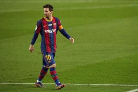 Messi, sobre su futuro en el Barça: «No tengo nada claro hasta que termine el año»