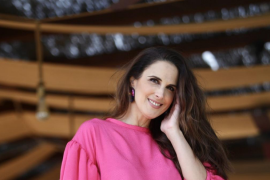 Nuria Fergó: «Nunca me ha invadido el miedo»