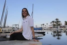 El sueño olímpico de Paula Barceló