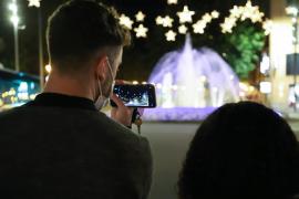 El Govern pide a los ayuntamientos que apaguen las luces de Navidad a las 20:00 horas