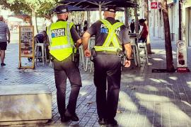 Detenido tras un atraco frustrado a un hombre en un cajero automático en Palma