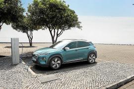 El Hyundai Kona eléctrico triunfa en España