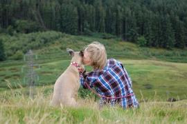 Cómo pueden ayudar los perros a mitigar los efectos de la ansiedad y la depresión en las personas