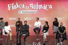 El creador de 'Física o química' critica a Antena 3 por no poner su nombre en los créditos del reencuentro